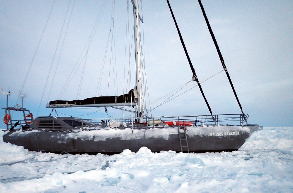 Lody Arktyki - Polska na Morzu