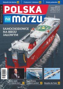 Polska na Morzu - czwarty numer kwiecień 2019