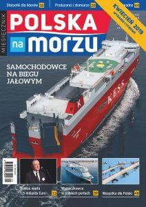 Polska na Morzu nr 4 kwiecień 2019