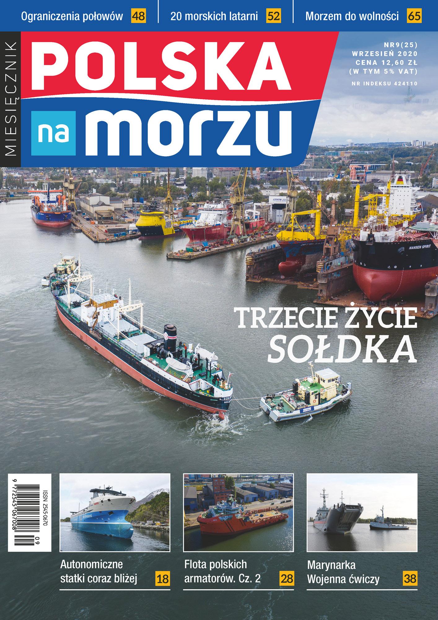 Polska na Morzu dziewiąte wydanie 2020