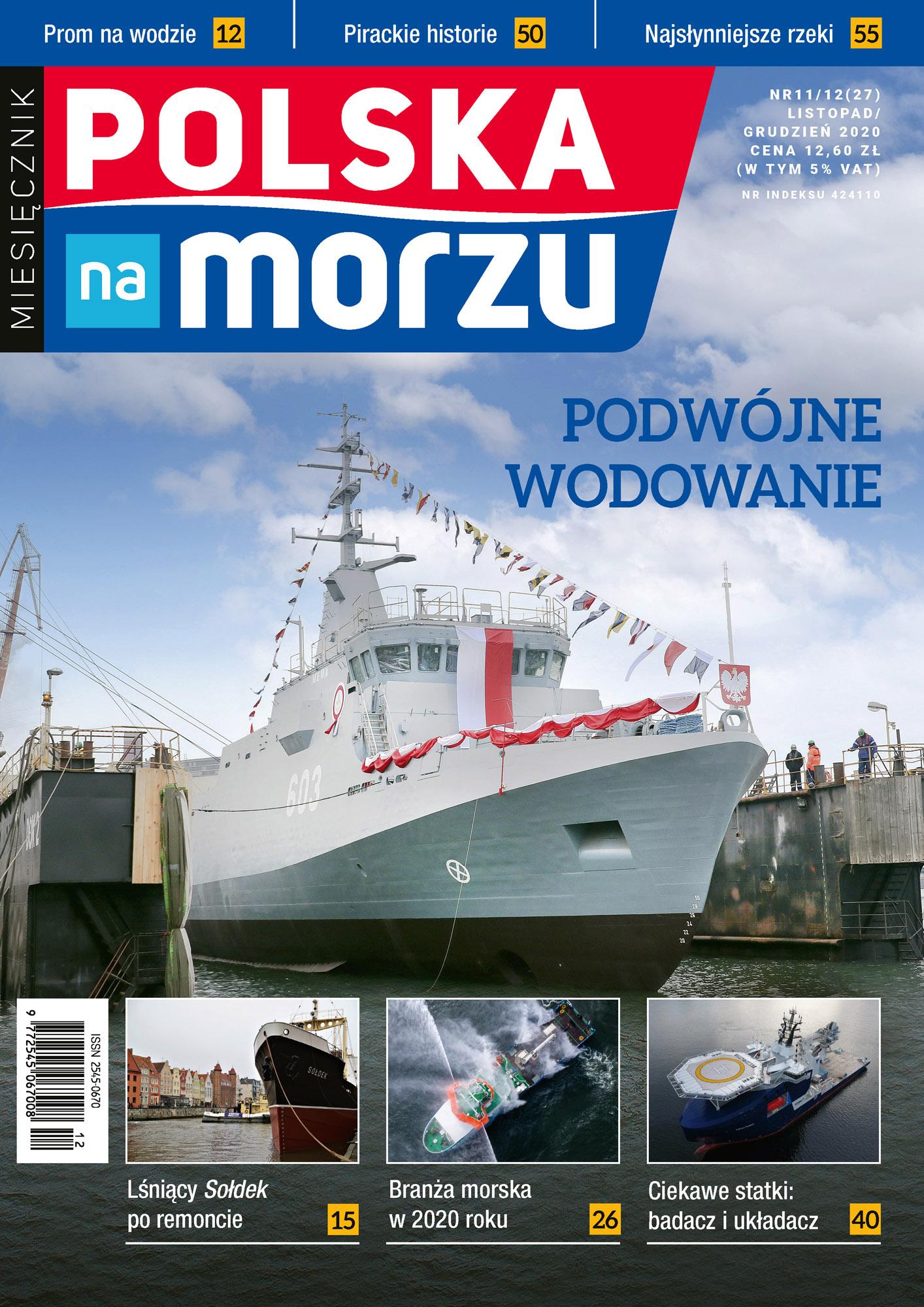 Polska na Morzu listopad - grudzień 2020