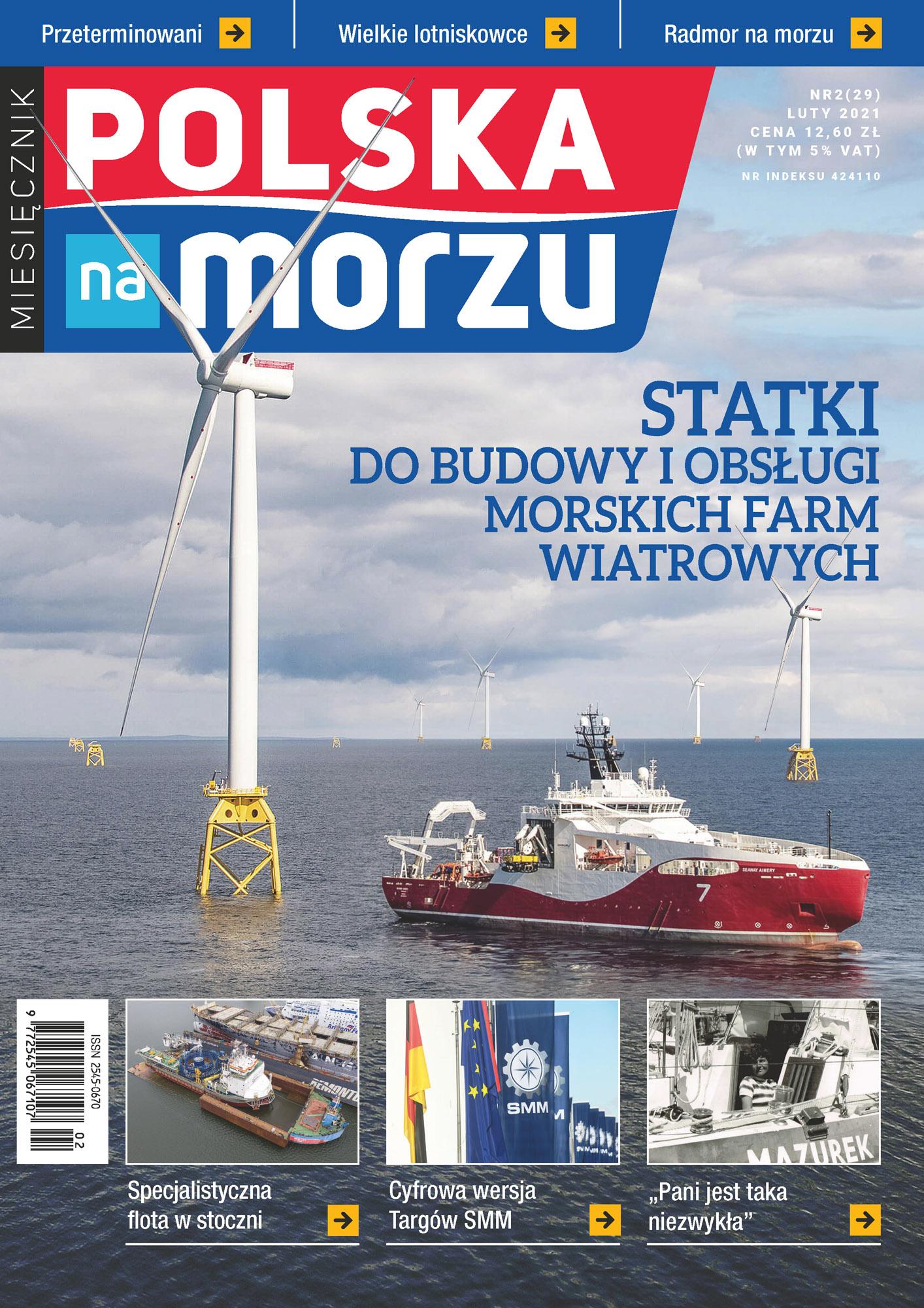 Polska na Morzu - luty 2021