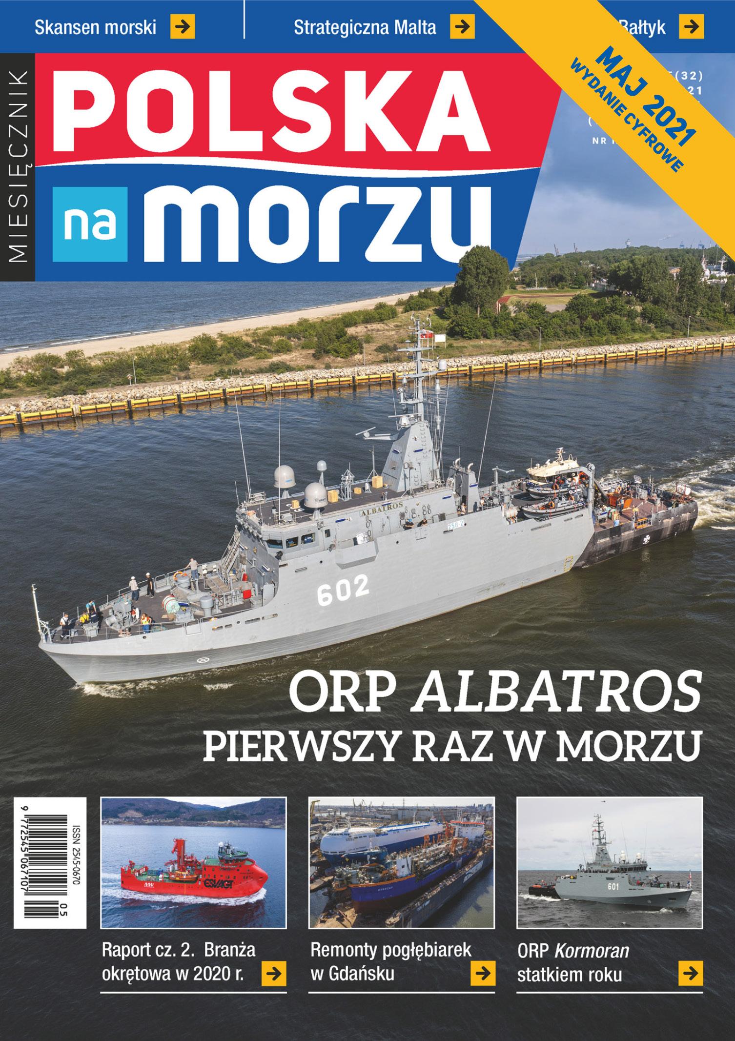 Polska na Morzu - Maj 2021
